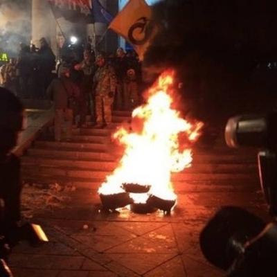 Демократия: Во время столкновений на Майдане никто не задержан