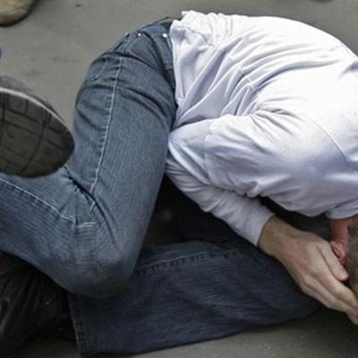 Озверевшие охранники жестоко избили покупателя «Сильпо»