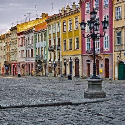Львов обошел Киев в рейтинге самых комфортных городов