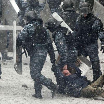 Половина беркутовцев, разгонявших Майдан, до сих пор работают, – Горбатюк