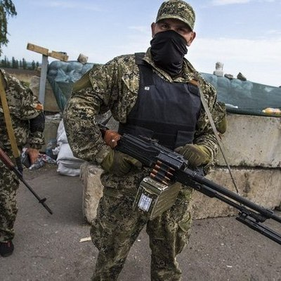 Боевики ударили по Новогригорьевке с артиллерии