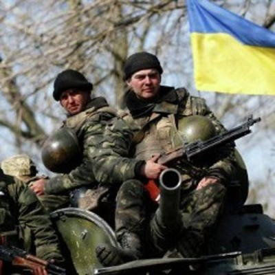 Украинские военные уничтожили блиндаж боевиков в Донецке
