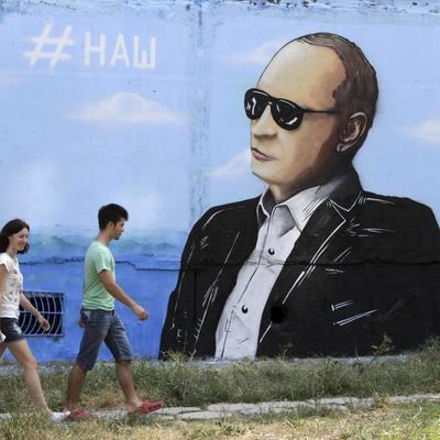 Готовы ли россияне вернуть украденный Крым (Видео)