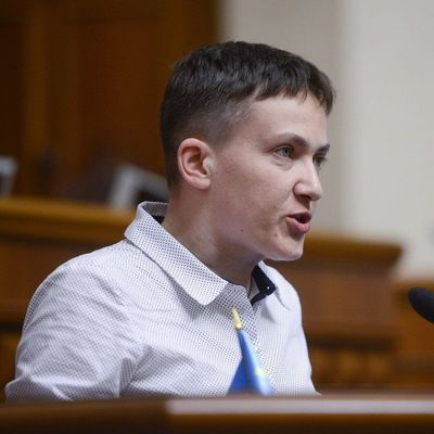 Савченко в эфире Шустер Live сделала громкое заявление (Видео)