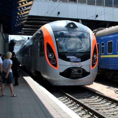 «Укрзалізниця» отменила ряд поездов на Новый год