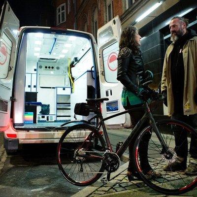 В Дании появились машины скорой интимной помощи