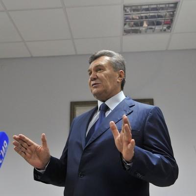 Янукович назвал виновных в расстреле Майдана