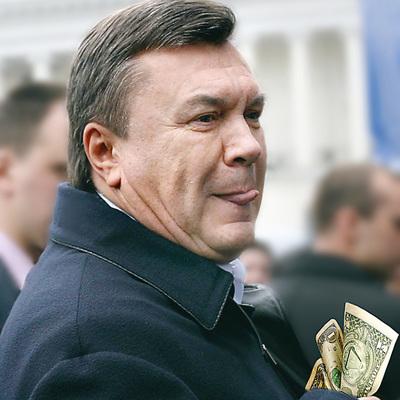 Пресс-конференцию «воскресшего» Януковича положили на рэп (видео)