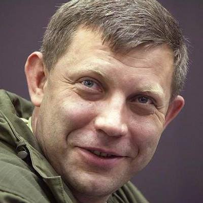 Захарченко запел: В сети подняли на смех главаря ДНР (видео)