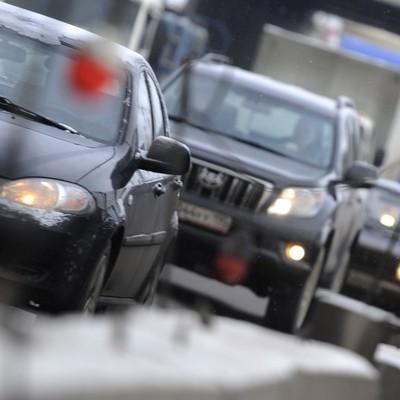 Аварии спровоцировали беспрецедентную пробку в Киеве