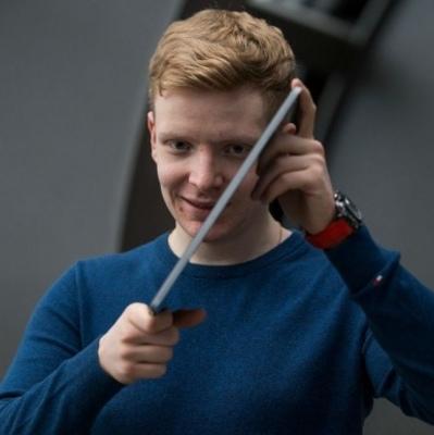 22-летний IT-шник родом из Украины за неделю собрал на изобретение более $ 1 млн