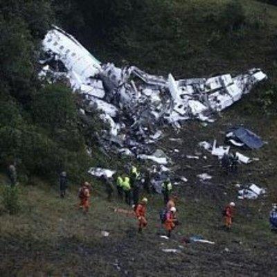 В Колумбии опубликовали список выживших после авиакатастрофы