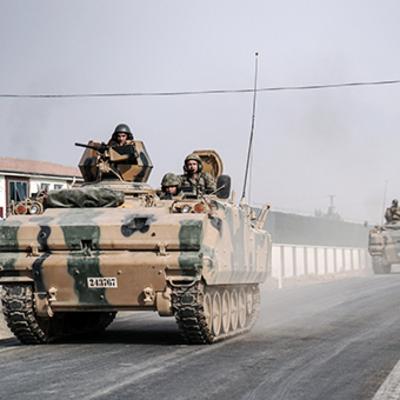Эрдоган рассказал, зачем ввел войска в Сирию