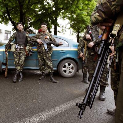 Проукраинский блогер был задержан террористами в Луганске (Видео)
