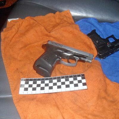Полиция задержала вооруженных иностранцев, подозреваемых в разбое (фото)