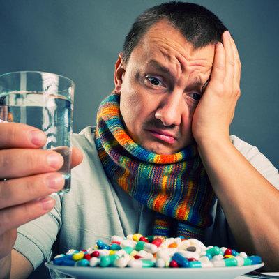 В Украине гриппом и ОРВИ заболели 193,2 тыс. человек, эпидпороги превышены в трех областях