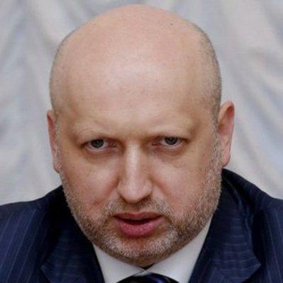 Украина должна ввести визовый режим с Россией - Турчинов