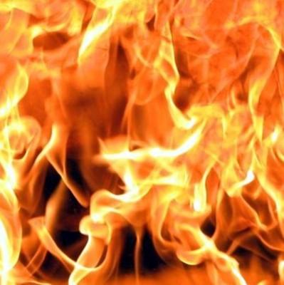 В центре Киева загорелась кофемашина (фото)