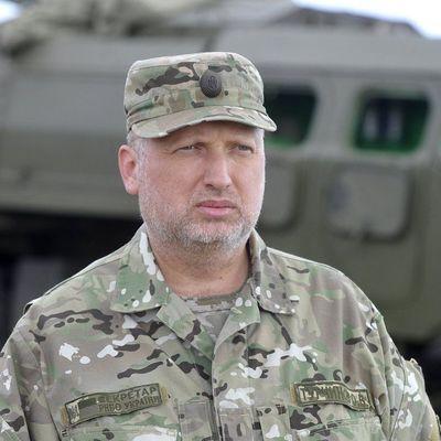 Турчинов об обучении у Крыма: несмотря на истерику России, ракеты попали в цели