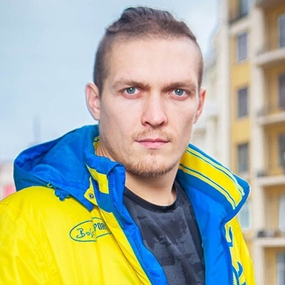 Усик хочет драться с другом российских десантников Лебедевым