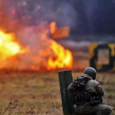 Три украинских сапера подорвались в ходе учений