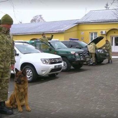 Украинские пограничники присоединились к флешмобу Mannequin Сhallenge (видео)
