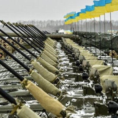 В Украине сегодня отмечают День Вооруженных сил
