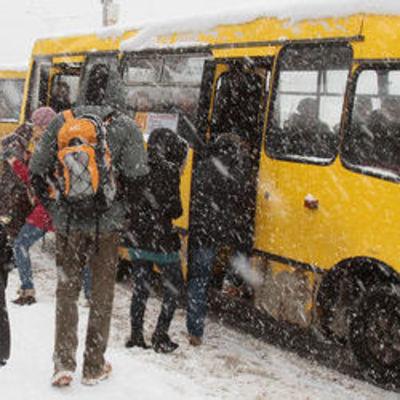 В Киеве проезд в некоторых маршрутках вырастет до восьми гривен