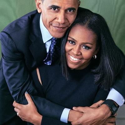Барак и Мишель Обама украсили обложку журнала People (фото)