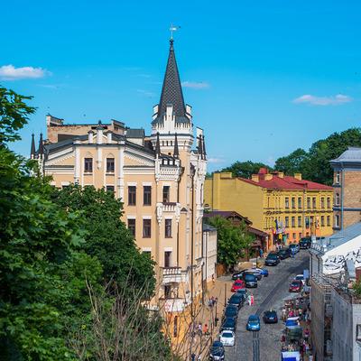 Киевлянам готовят новый «сюрприз» на Андреевском