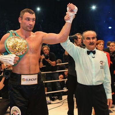 Виталий Кличко признан «вечным чемпионом мира» WBC