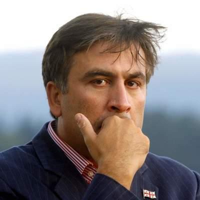 Цирк: Неподобающее поведение Саакашвили вызвало бурную реакцию сети (Видео)