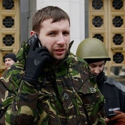 Парасюк и его отец были снайперами на Майдане
