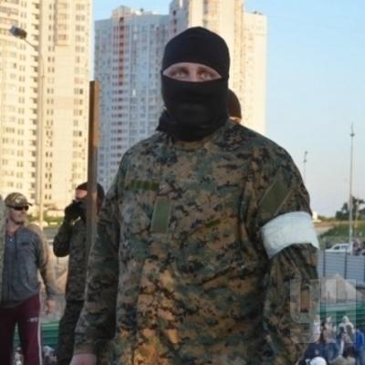 Семенченко задержал в Киеве титушек (видео)
