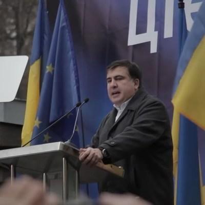 Саакашвили рассказал о пополнении в его политическом объединении