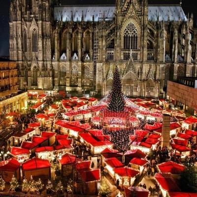 В Германии 54 тысячи жителей покинут свои дома на Рождество из-за бомбы