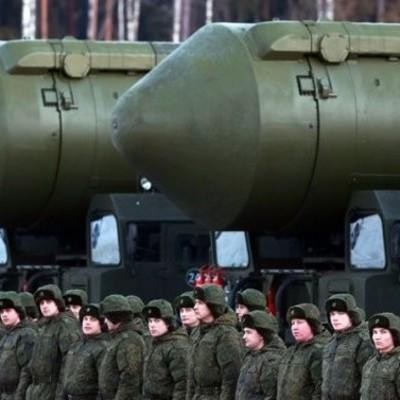 Новая ядерная гонка, будет накладной, и США и России