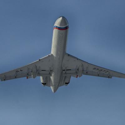 В России произошла авиакатастрофа
