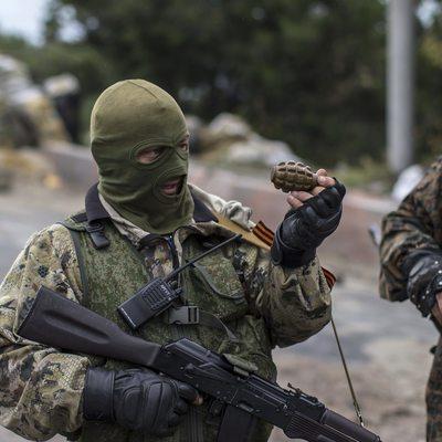Боевики перебрасывают подкрепление в район Светлодарской дуги