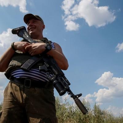 Турчинов: 2017-й год станет переломным в освобождении оккупированного Донбасса