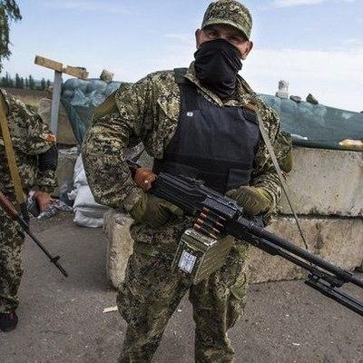 За ночь боевики трижды обстреливали позиции ВСУ в зоне АТО