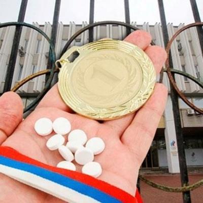 В России впервые признали существование в стране системы допинга