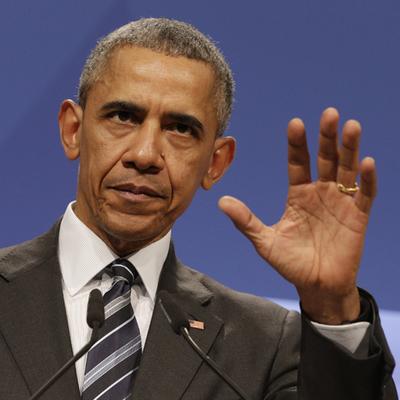 Обама заявил, что под новые санкции против России попали ГРУ и ФСБ