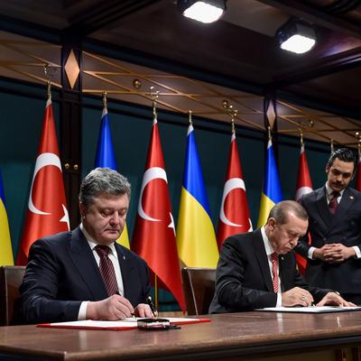 Не одними США: Турция будет финансировать ВСУ