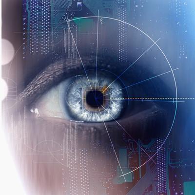 Инновации: В Facebook добавят сканер сетчатки