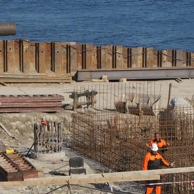 В центре Киева построят новый пешеходный мост между парками