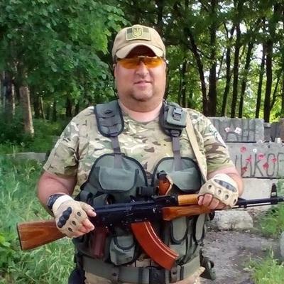 На Донбассе погиб многодетный боец из полка Киев (фото, видео)