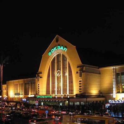 На вокзале в Киеве завтра будут петь колядки