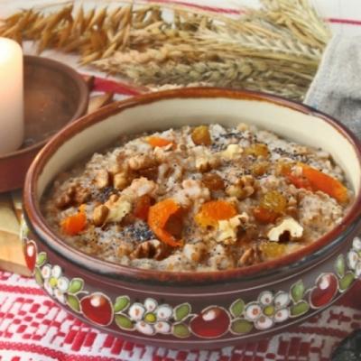 Кутья на Рождество: топ 5 рецептов приготовления