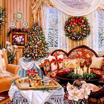 Сегодня у православных наступает Рождественский Святвечер